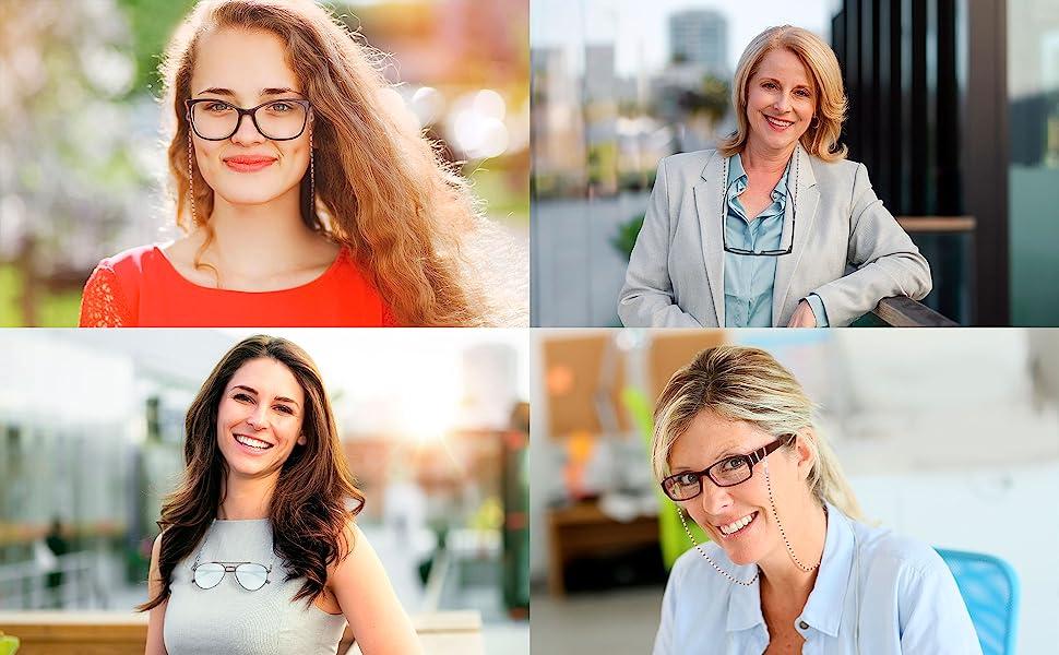 eyeglass strings for women eyeglass chain for women eyeglass chains for women stylish glasses holder