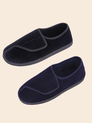 longbay men adjustable slipper