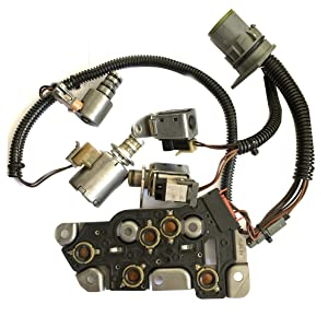 Amazon.com: 4L80E Transmission Solenoid Kit with Harness Fit for Chevrolet  GM 1991-ON, ZDTOPA OEM Parts: AutomotiveAmazon.com