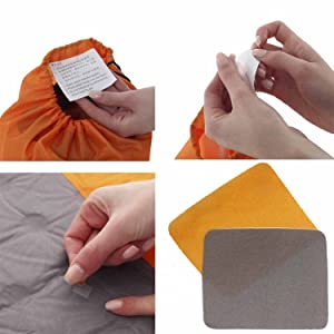 selfinflating sleeping mat
