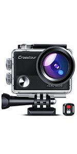 Crosstour action camera