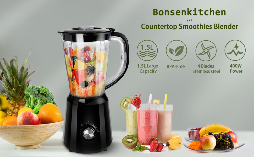 Smoothie Blenders for kitchen