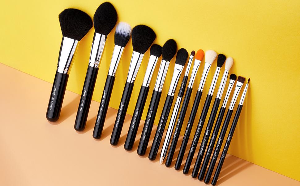 Jessup brush set