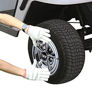 Golf Cart Wheel Covers Hub Caps