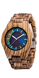 Orologio in legno 1008.