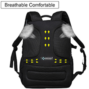 breathable pad