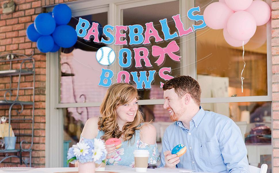 Baseballs or bows