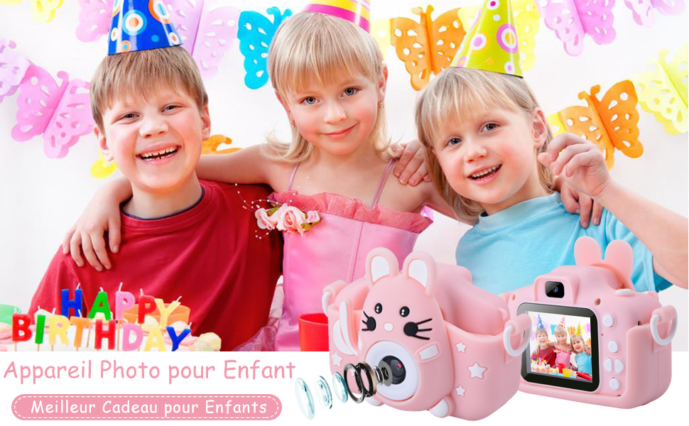 Kids' Digital Cameras Toys & Games