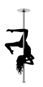 New Dance Pole Spinning