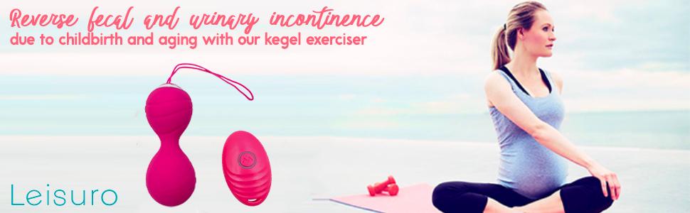 Kegel exerciser