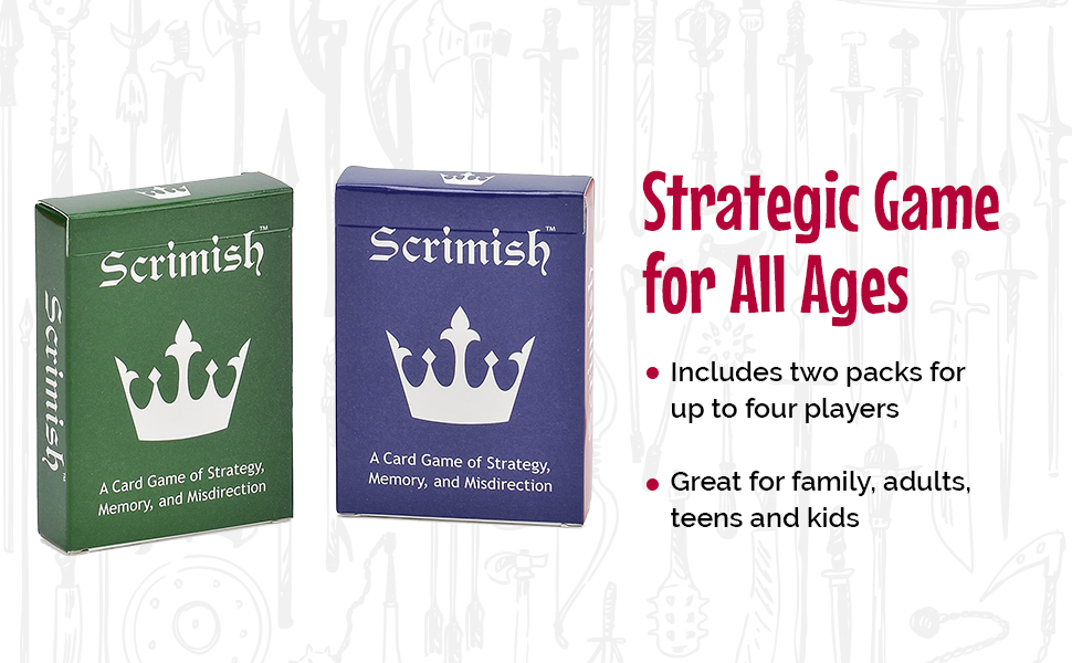 strategic game for all ages