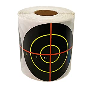 Value Pack in Good Quality-  250pcs in Roll shape design, more convenient to carry and store.