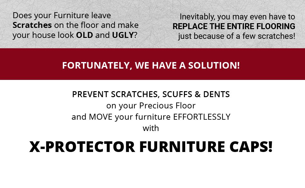 x-protector chair feet protectors furniture feet as seen on tv rectangle chair leg floor protectors
