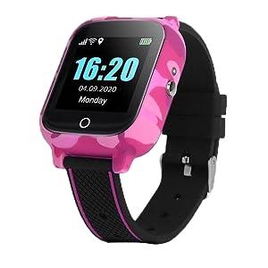 orologio temperatura rosa