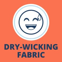 Wrist Locker Fabric Dry Wicking