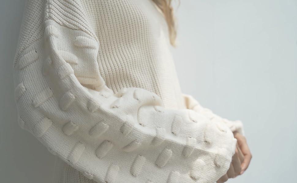 loose sweater casual