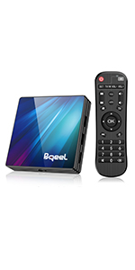 Bqeel R1 Plus android tv box