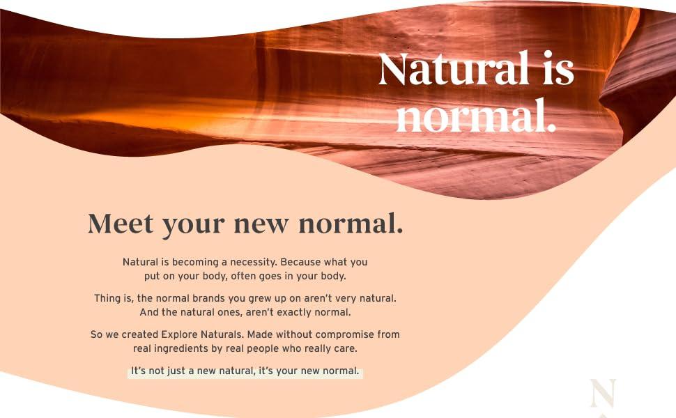 explore naturals, natural deodorant, antiperspirant, sensitive skin, baking soda free, all natural