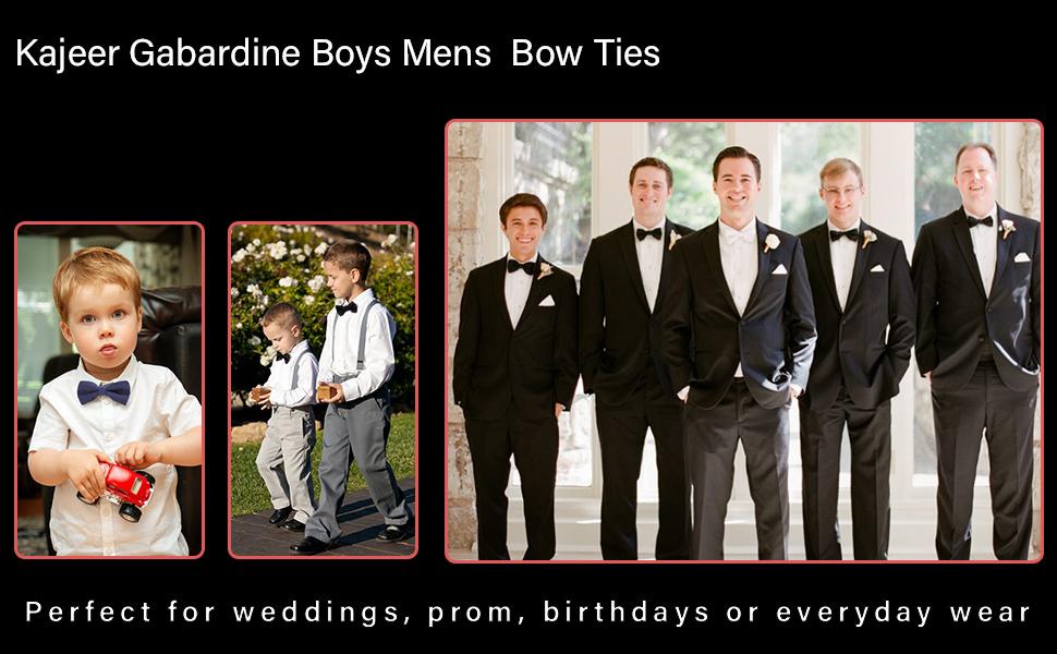 mens bow ties