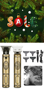 Tagliacapelli Regolabarba regalo di Natale
