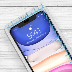 TETHYS iPhone 10r screen protector