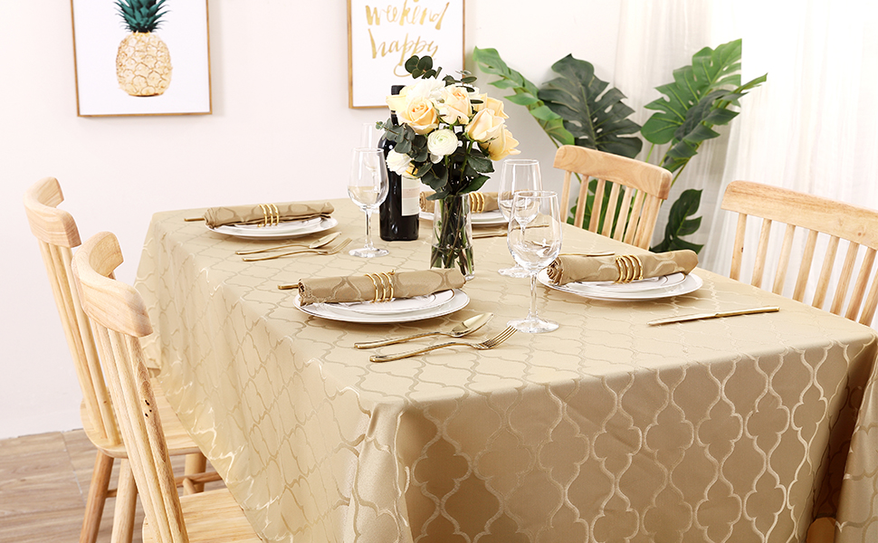 tablecloth rectangle