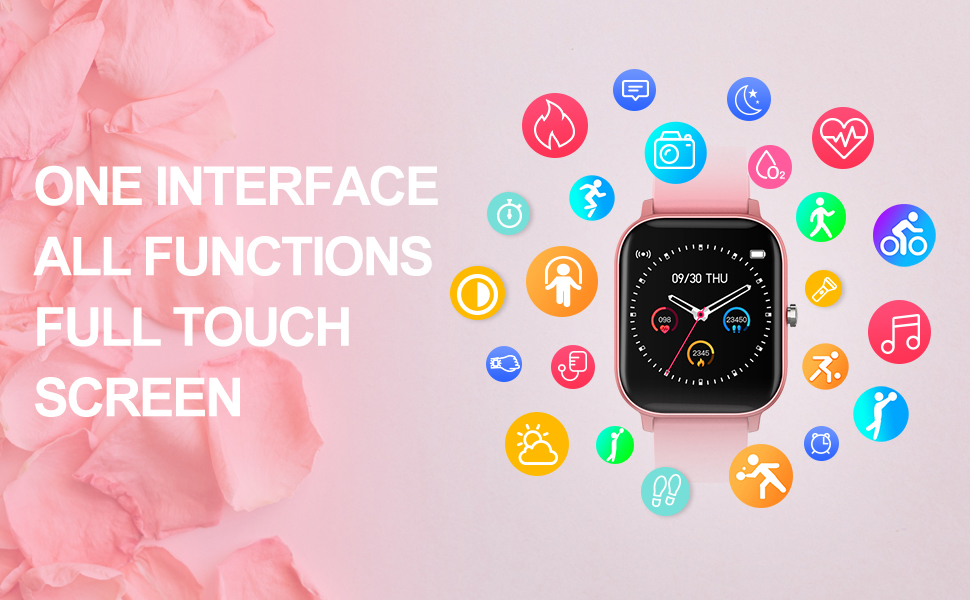 smart watch for android iOS phones