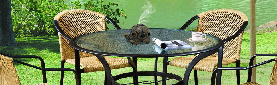 Amazon Com Vintage Turtle Cigarette Ashtray With Lid Indoor Or Outdoor Ash Tray Sets For Weed Windproof Ashtrays For Cigarettes Resin Ash Trays Outdoors For Home Office Decoration Home Improvement