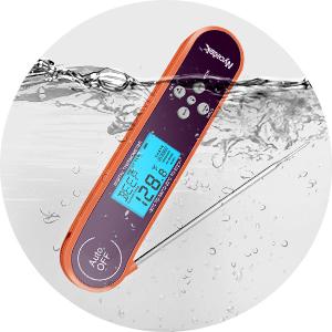 wartproof thermometer