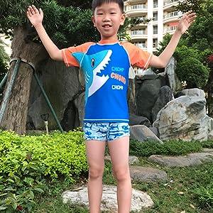 baby swimming suit boy