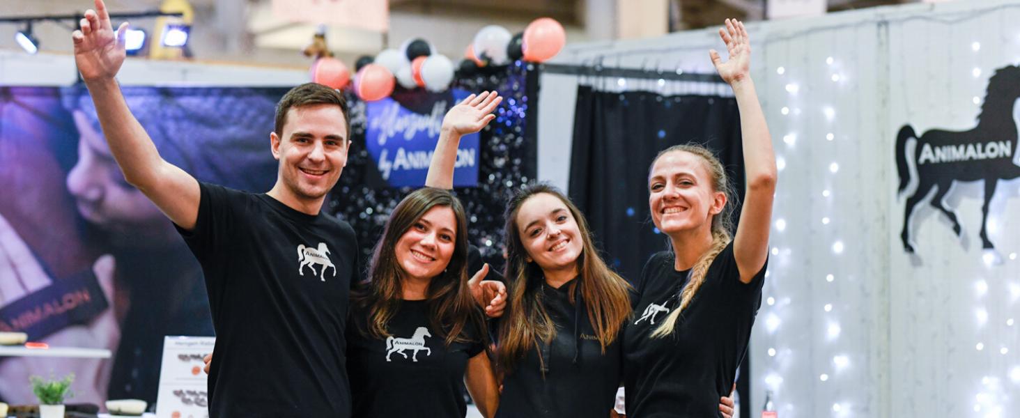 Animalon Team, Animalon Start-Up, Animalon