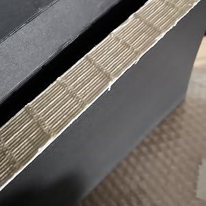 Lock line binding