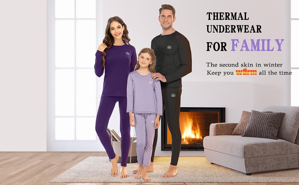 thermal underwear women