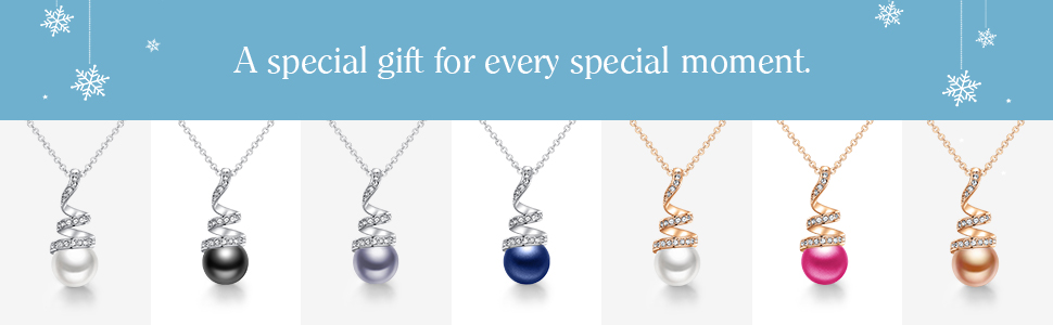 Christmas Necklace Gifts