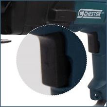 Cheston Rotary Hammer Drill Machine 20MM 500W 850RPM with 3-Piece Drill Bit