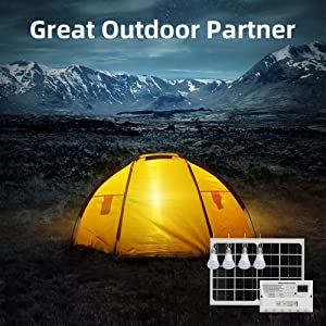 great outdoor partner