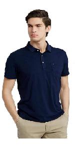 Boniyami men polo fit tshirt