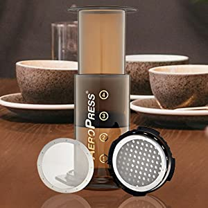 PERFECTLY DESIGNED FOR YOUR AEROPRESS