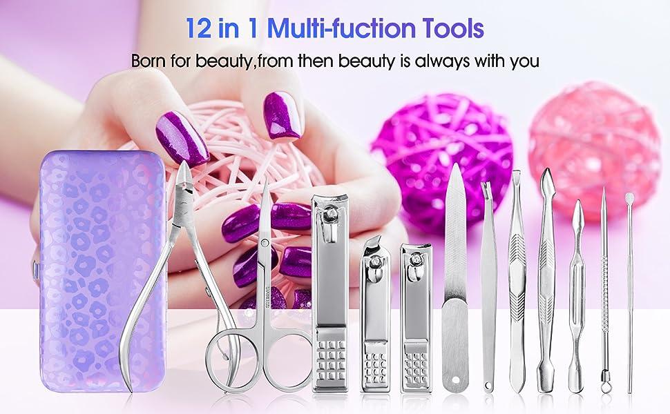 12 in 1 multi-function tools