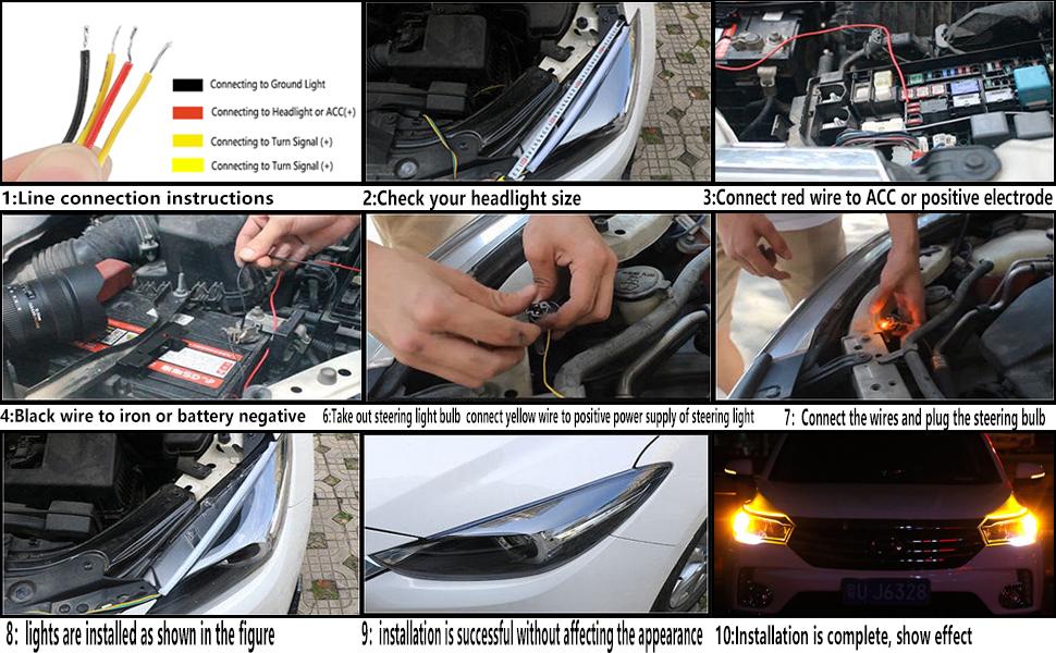 Automotive Daytime Running Lamp Modules