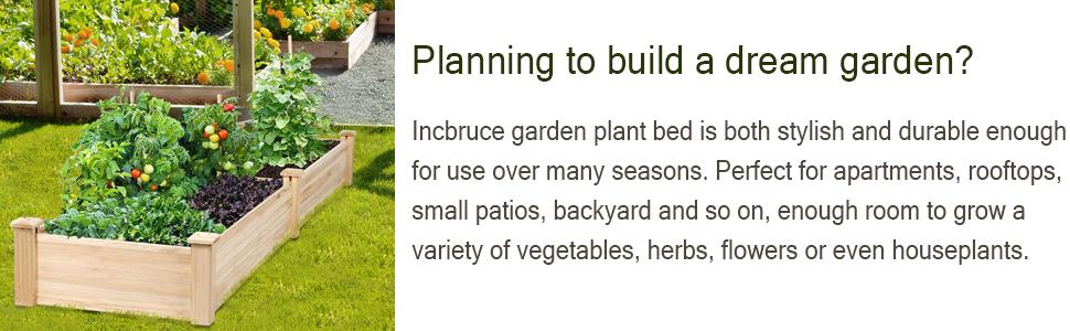 planter box raised