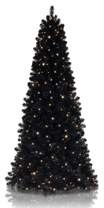 basic black treetopia artificial tree