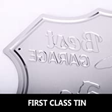 First class sign