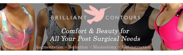 Post surgical bra, Post Op breast augmentation, after surgery recovery, compression garment