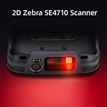1d 2d qr warehouse Android barcode scanner