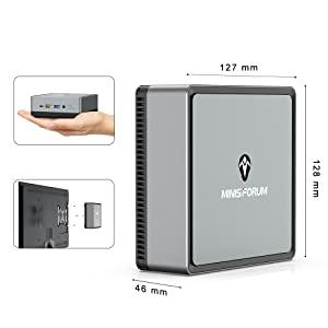 minisforum um250 mini pc mini computer micro pc micro computer amd ryzen mini pc