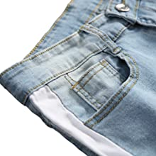 denim pant men longbida slim fit ripped jeans men jeans stretch men slim fit jean men destroyed jean