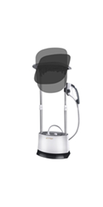 All in one garment steamer iron stand steamer
