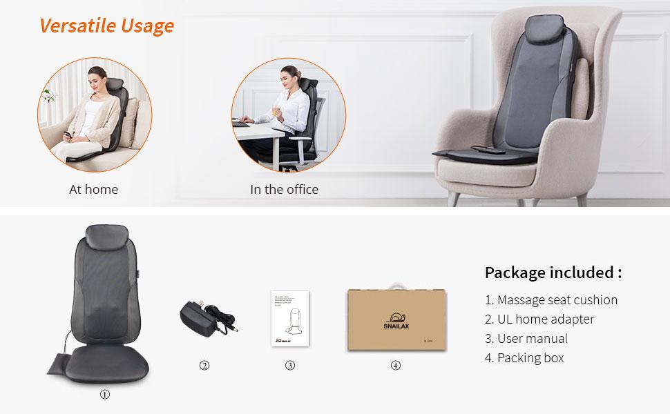 massage chair back massager