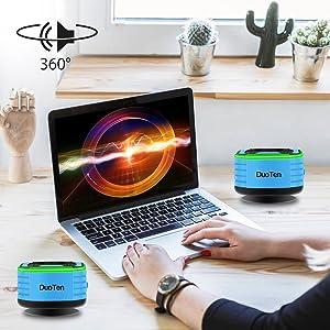 360° Stereo Sound